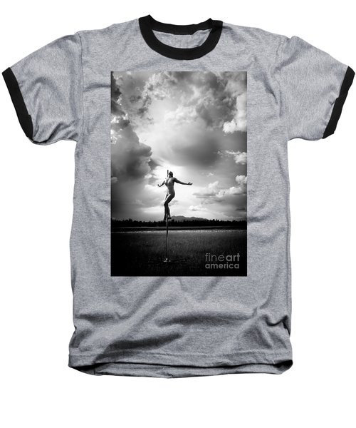 Sky Dancing Baseball T-Shirt