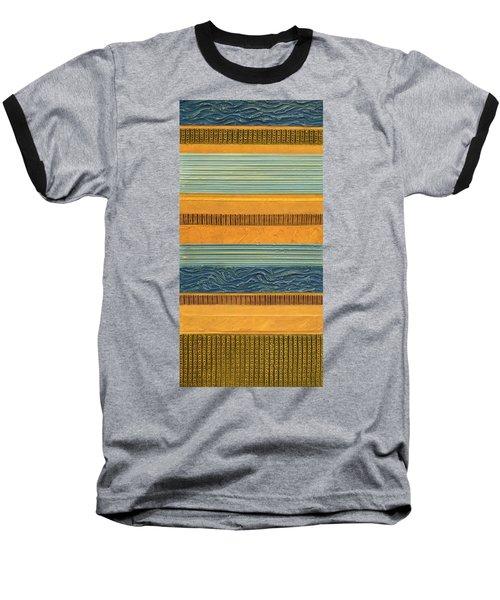 Sky Earth Water  Baseball T-Shirt