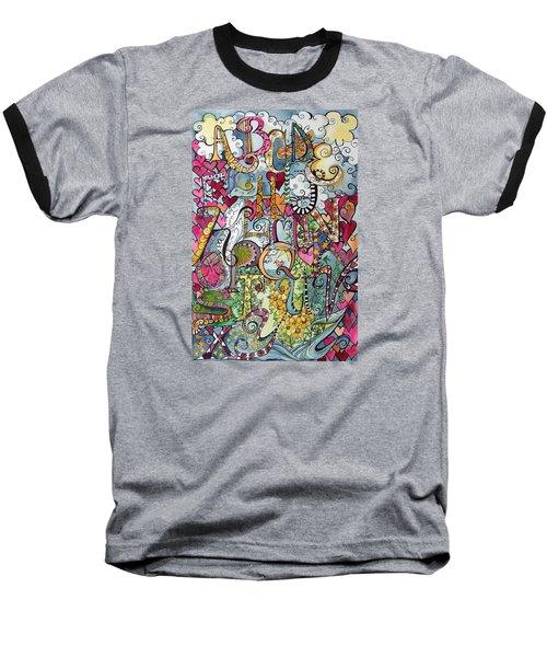 Sky Garden Baseball T-Shirt