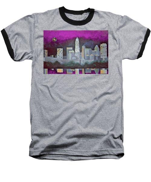 Sky Line Baseball T-Shirt