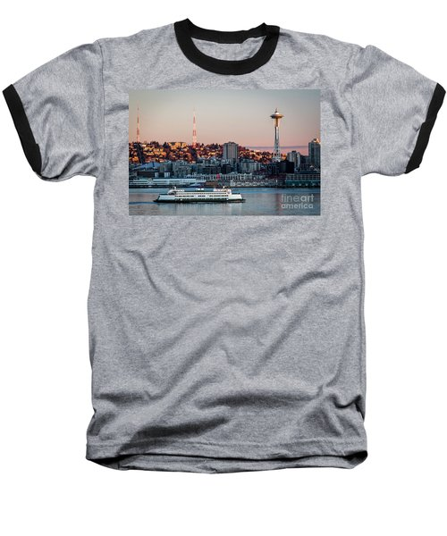 Space Needle.seattle,washington Baseball T-Shirt