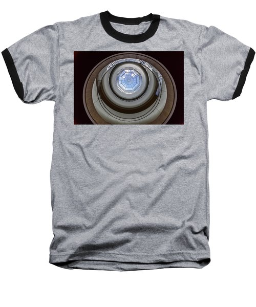 Sky Portal Baseball T-Shirt