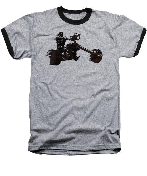 Sky Rider Baseball T-Shirt
