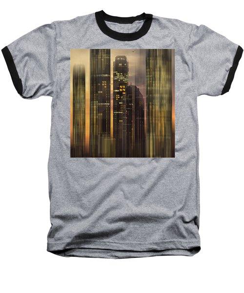 Sky Scrapers Baseball T-Shirt