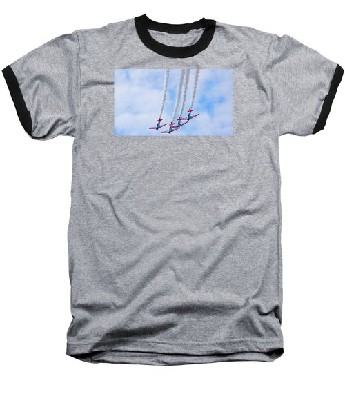 Sky Squadron Baseball T-Shirt