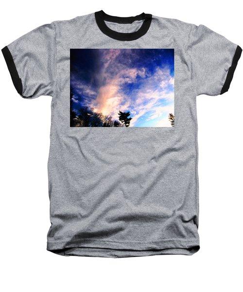 Sky Study 5 3/11/16 Baseball T-Shirt