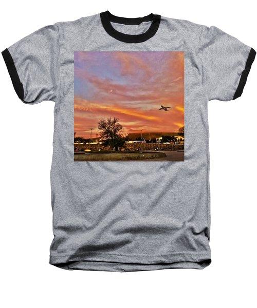 Sky Track #instasampa #ig_saopaulo Baseball T-Shirt