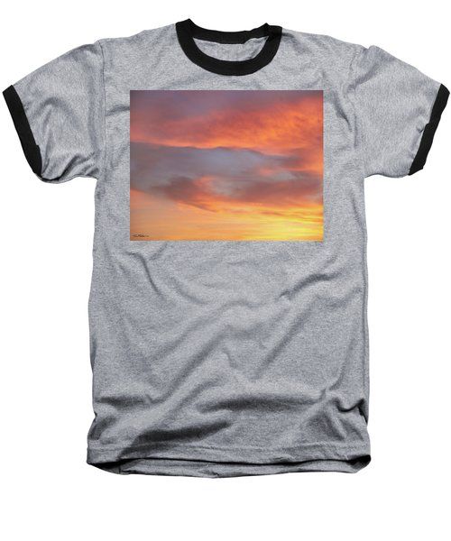 Sky Variation 17 Baseball T-Shirt