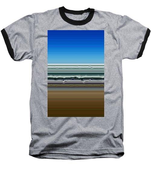 Sky Water Earth Baseball T-Shirt