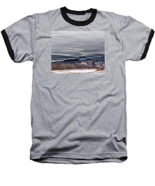 Sky Waves Baseball T-Shirt