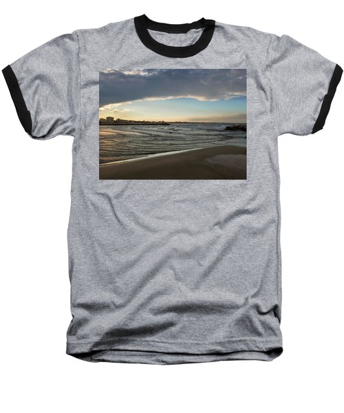 Skylight After Storm Baseball T-Shirt
