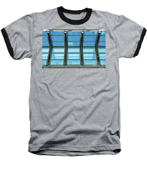 Baseball T-Shirt featuring the photograph Skylight.. by Nina Stavlund