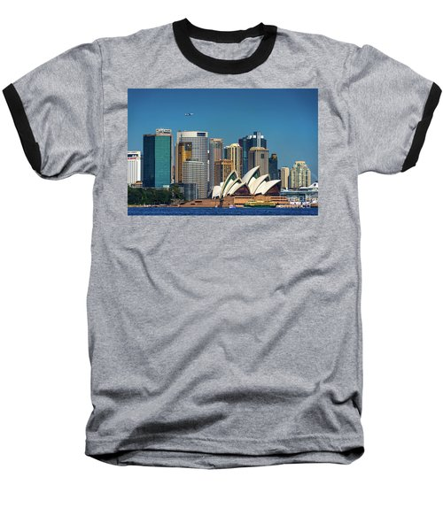 Skyline Oz Baseball T-Shirt