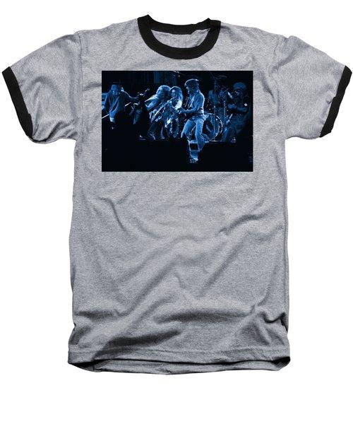 Blues In Spokane Baseball T-Shirt