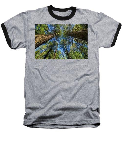 Baseball T-Shirt featuring the photograph Skyward by Gary Lengyel