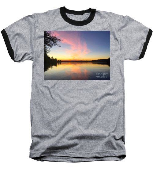 Slack Tide Baseball T-Shirt