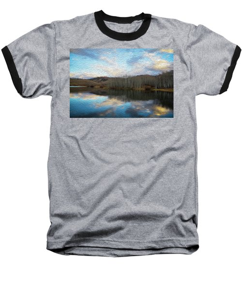 Slack Weiss Lake Baseball T-Shirt