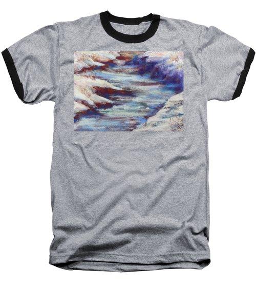 Slate River Melt Baseball T-Shirt