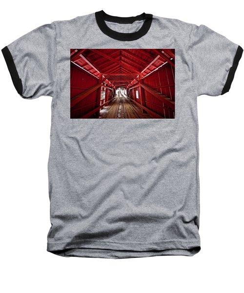 Slaughterhouse Red Baseball T-Shirt