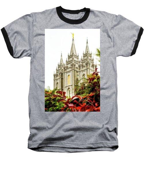 Slc Temple Angle Baseball T-Shirt