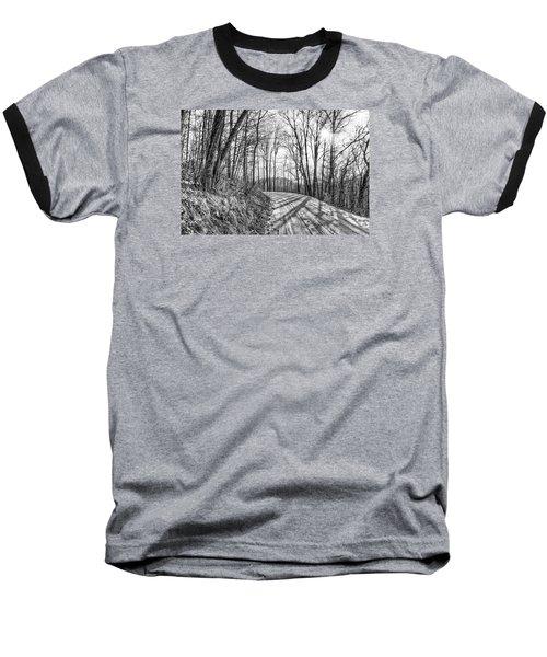 Sleep Hallow Road Baseball T-Shirt