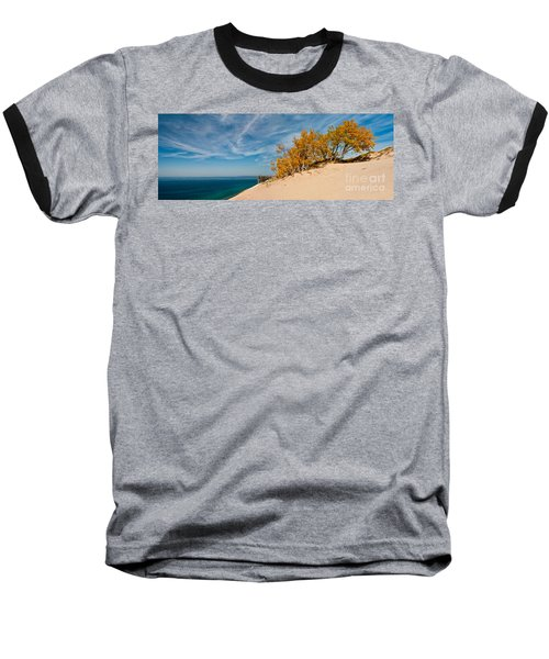 Sleeping Bear Overlook Baseball T-Shirt