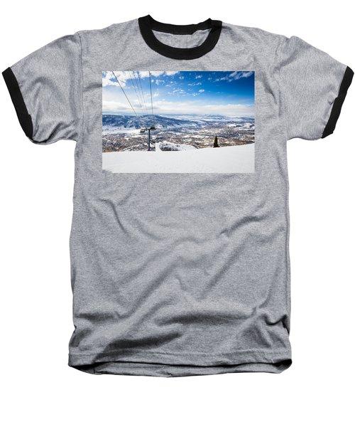 Sleeping Giant Baseball T-Shirt