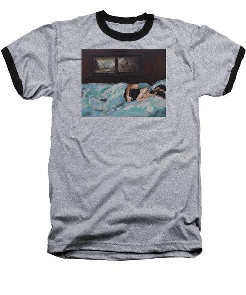 Sleeping In Baseball T-Shirt