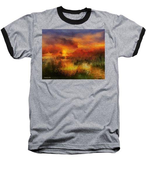 Sleeping Nature II Baseball T-Shirt