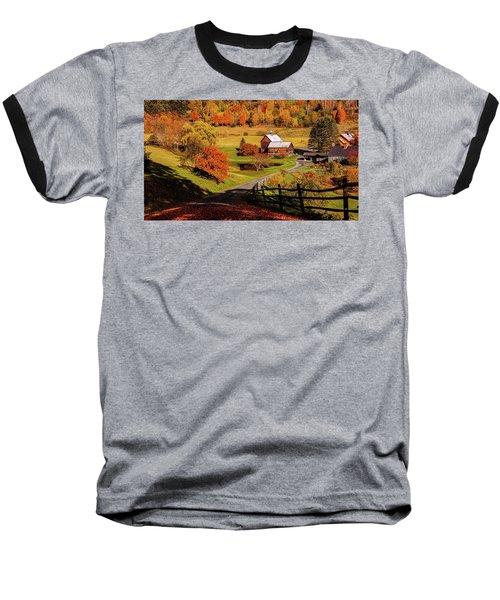 Sleepy Hollow - Pomfret Vermont-2 Baseball T-Shirt