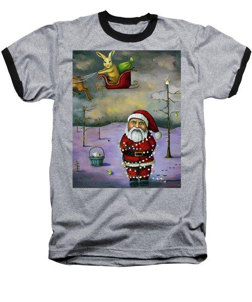 Sleigh Jacker Baseball T-Shirt