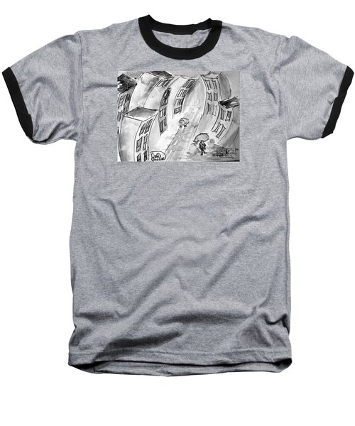 Slick City Baseball T-Shirt