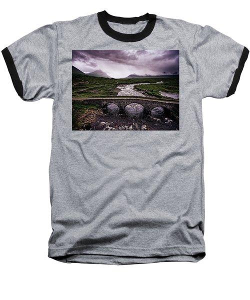 Sligachan Baseball T-Shirt