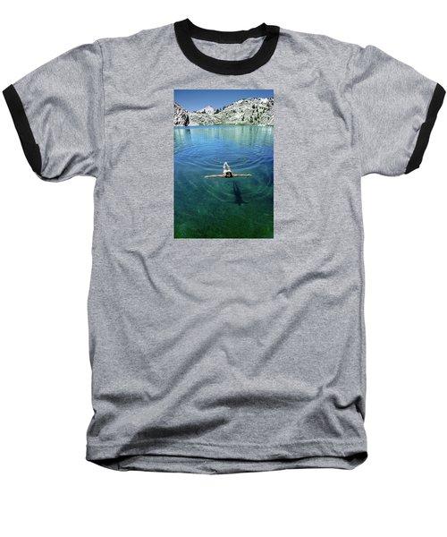 Slip Into Something Comfortable Baseball T-Shirt