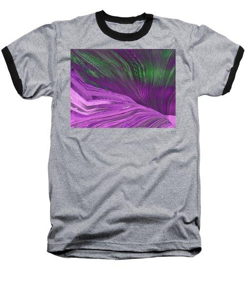 Slippery Slope Baseball T-Shirt