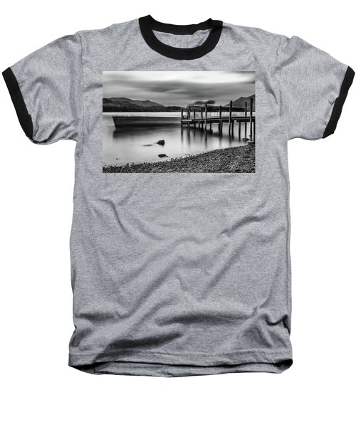 Slipping The Jetty Baseball T-Shirt