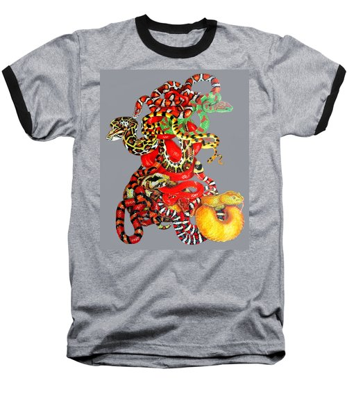 Slither Baseball T-Shirt