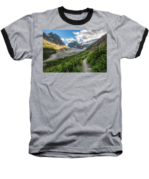 Sliver Of Light - Banff Baseball T-Shirt