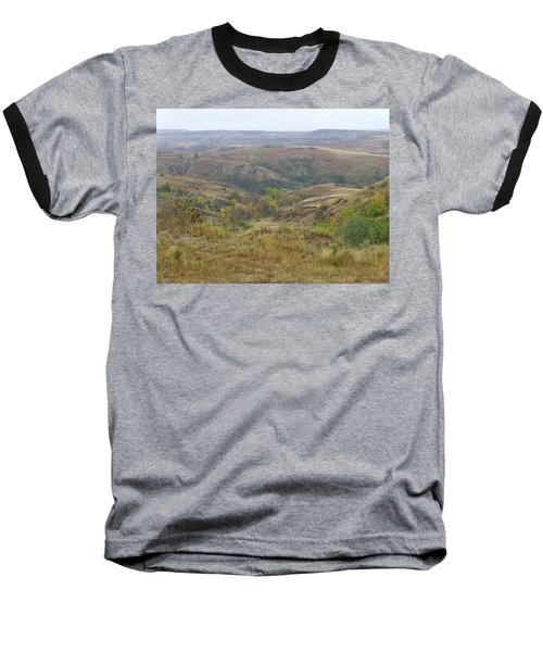 Slope County In The Rain Baseball T-Shirt