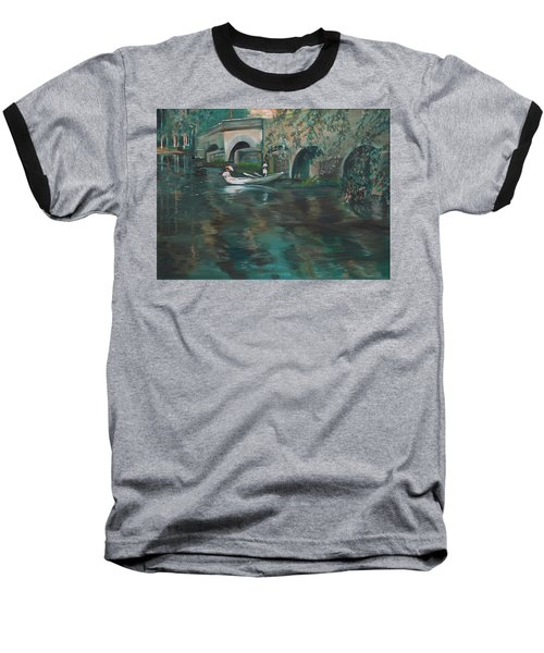 Slow Boat - Lmj Baseball T-Shirt