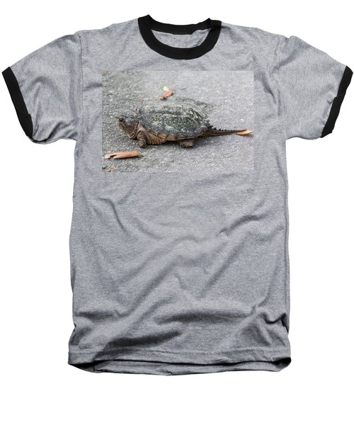 Slow Crossing 3 March 2018 Baseball T-Shirt