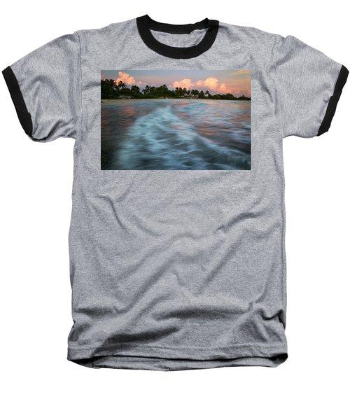 Slow Flow Baseball T-Shirt