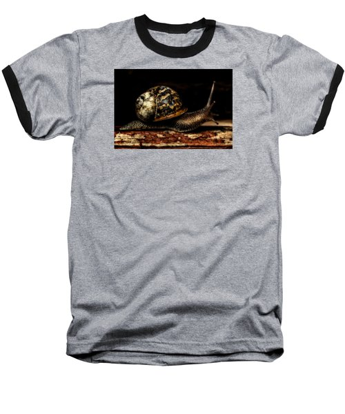 Slow Mover Baseball T-Shirt