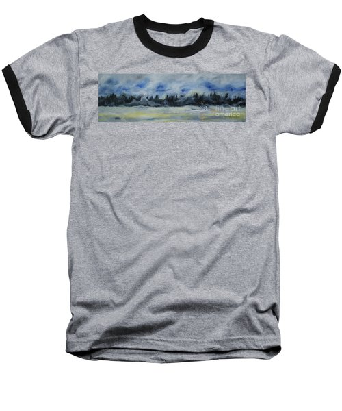 Slow Sail Home Baseball T-Shirt