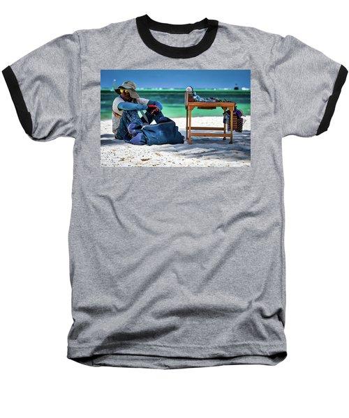 Slow Sales Day Baseball T-Shirt