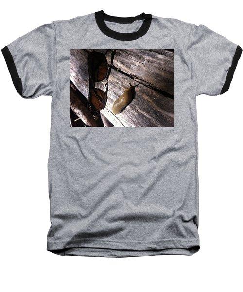 Slug Is Chillin Baseball T-Shirt
