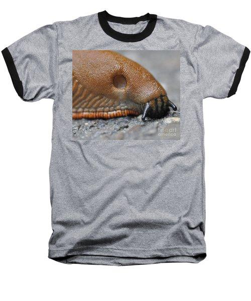 Slug Macro Baseball T-Shirt