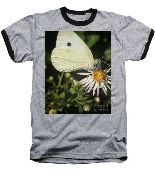 Sm Butterfly Rest Stop Baseball T-Shirt