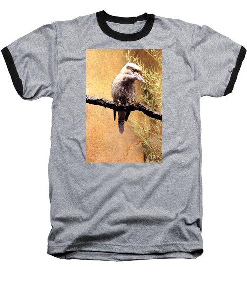Small Bird Baseball T-Shirt