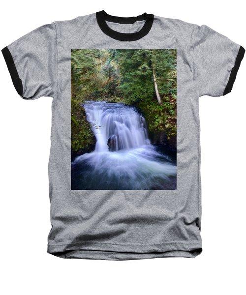 Small Cascade Baseball T-Shirt